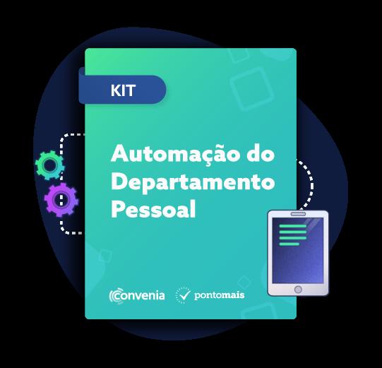 Parceria Pontomais - Kit Automação do DP e RH-16
