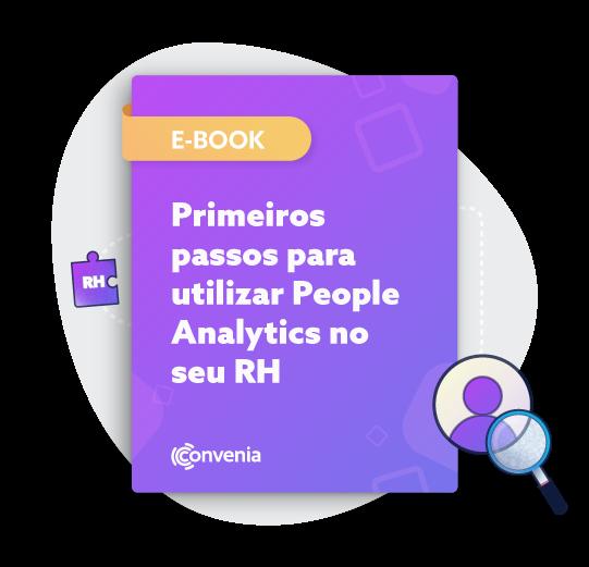 E-book Primeiros Passos People Analytics